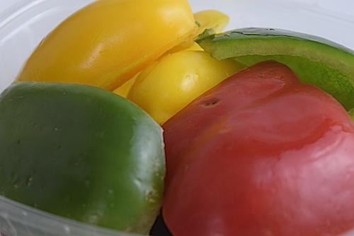 Chaussons aux poivrons