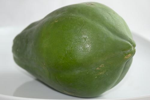 Choucroute de papaye