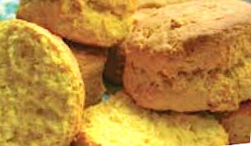 Petits pains à la citrouille