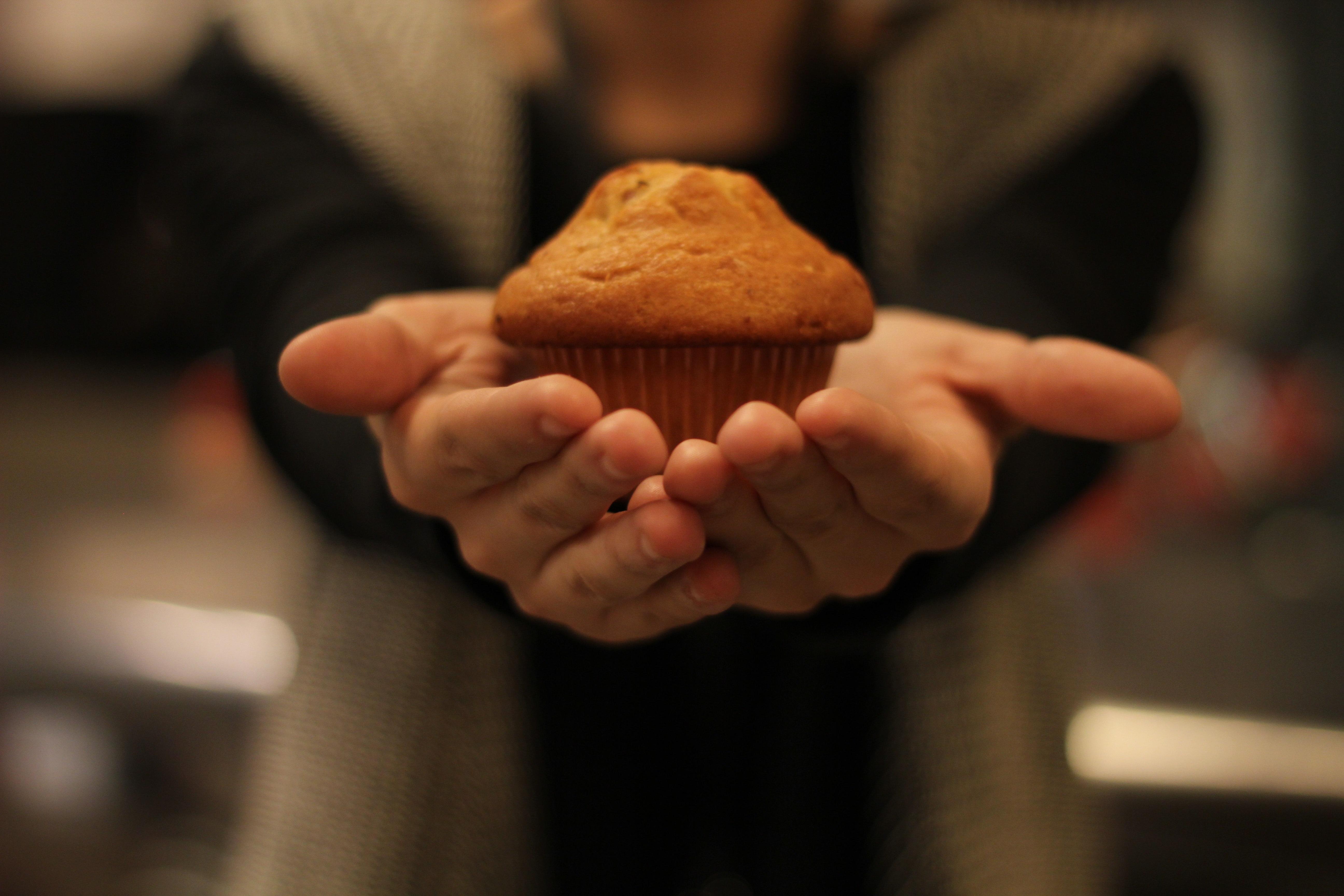 Muffin de poireaux
